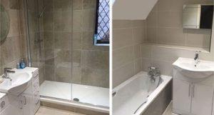 Marabese Bathroom Design and Installation Winslow