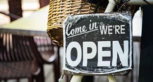 Covid-19 update - Stores Re-opening