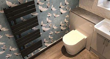Marabese Bathroom Design & Installation: Milton Ernest, Bedford