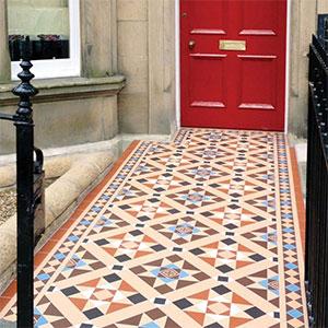 Victorian Floor