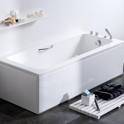 Rectangular Bath