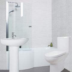 Adapt Shower Bath Suite