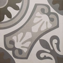 Arabic Grey Tiles 33.3 x 33.3cm
