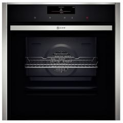 NEFF B58CT68N0B Slide & Hide Single Oven