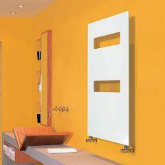 Bisque Arteplano Towel Radiator 1193mm