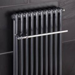 Bisque Classic Towel Radiator Antracite