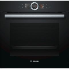 Bosch HBG6764B1B Series 8 Single Pyrolytic Oven