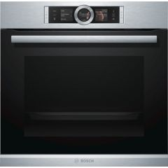 Bosch HRG6769S1B Series 8 Single Pyrolytic Oven