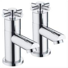Bristan Decade Basin Taps (Pair)