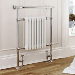 Crown Heated Towel Rail (2 sizes)