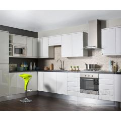 Crown Lifestyle Nova White Kitchen