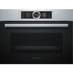Bosch CSG656BS1B Compact Steam Oven