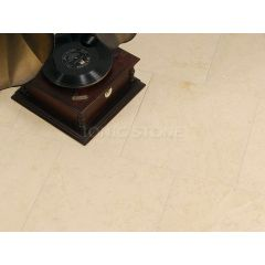 IS Desert Creme Brushed Limestone 40 x 40cm