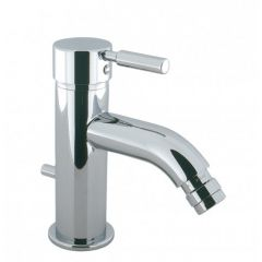 Design Bidet Monobloc Tap with Pop-Up Waste