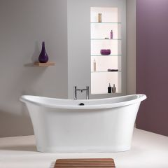 Duke Freestanding Skirted Bath