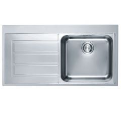 Franke Epos Stainless Steel Single Bowl Sink