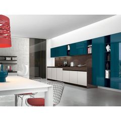 Arredo3 Glass Modern Kitchen
