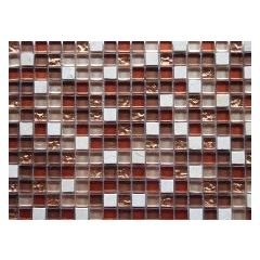 Global Copper Mosaic 30 x 30cm