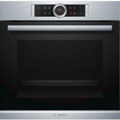 Bosch HBG634BS1B Series 8 Single Oven