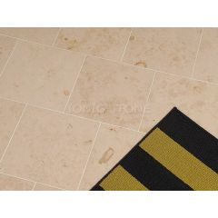 IS Jura Beige Polished Limestone 30.5 x 30.5cm