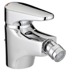 Bristan Jute Bidet Mixer Tap With Pop Up Waste