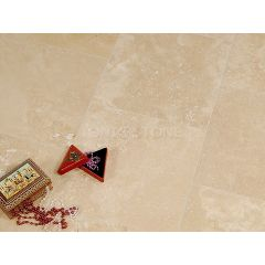 IS Lydia Classico Honed & Filled Travertine 20.3 x 20.3cm