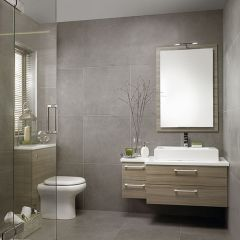 Mereway Java Driftwood Combination Bathroom