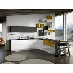 Arredo3 Moon Duna Diva Modern Kitchen