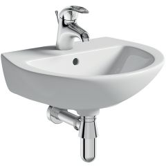 Naples Cloakroom Basin with Bottle Trap