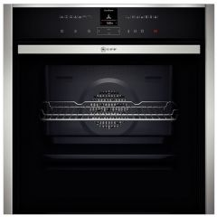 NEFF B47VR32N0B Slide & Hide Single Oven
