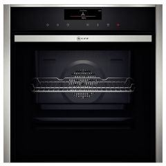 NEFF B48FT38N0B Slide & Hide Single Oven
