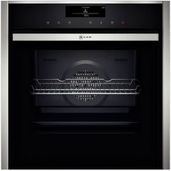 NEFF B58CT28N0B Slide & Hide Single Oven