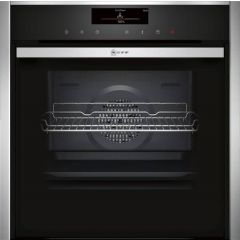 NEFF B58VT68N0B Slide & Hide Single Oven