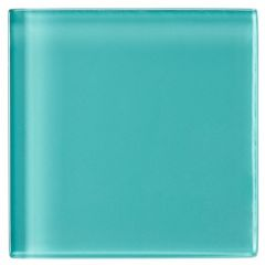 Original Style Colorado Clear Glass Tiles 10 x 10cm