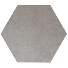 Rewind Polvere Hexagon Tile 21 x 18.2cm
