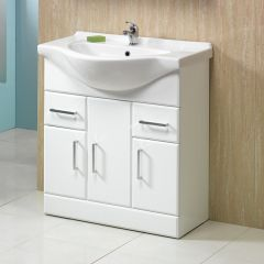 Richmond 75 Base Unit & Basin