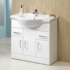 Richmond 85 Base Unit & Basin