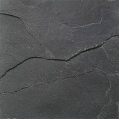 Rivened Slate Chinese Black 60 x 90cm