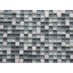 Global Grey Mosaic 30x30cm