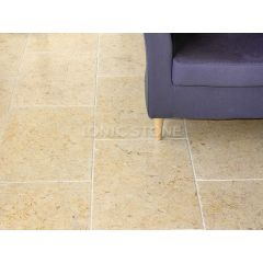 IS Salem Gold Tumbled Limestone 40 x 60cm