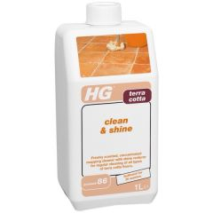 HG Terracotta Clean and Shine 1L