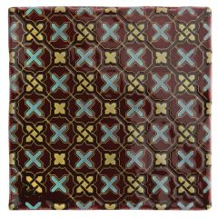 Winchester Residence Ormeaux on Blackberry 13 x 13cm