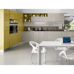 Arredo3 Wood Modern Kitchen