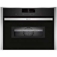 NEFF C18MT37N0B Compact Oven with Microwave