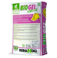 Kerakoll Biogel No Limits Gel Adhesive Grey 25kg