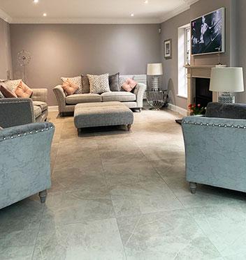 Delice Gris floor tiles